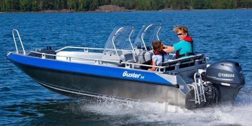 Купить катер (лодку) Buster M