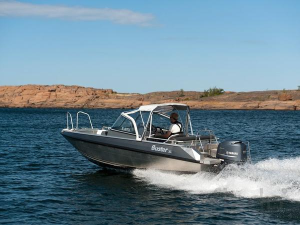 Купить катер (лодку) Buster XL