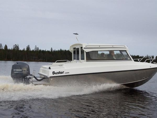 Купить катер (лодку) Buster Cabin