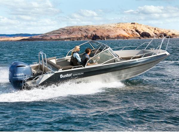 Купить катер (лодку) Buster Magnum