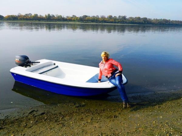 Купить лодку (катер) Wyatboat 430