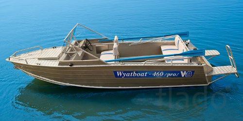 Купить лодку (катер) Wyatboat 460 Pro