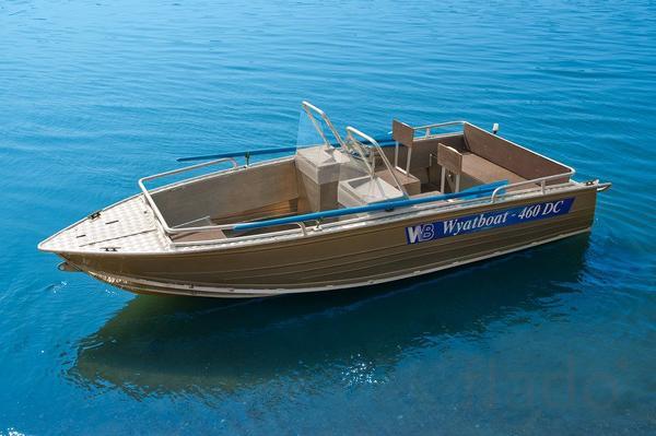Купить лодку (катер) Wyatboat 460 DC