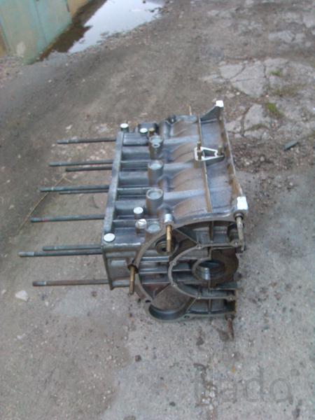 Блок двигателя МОСКВИЧ  двигателя      УФА