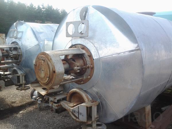Vakuumnie kotli KB-4.6M Sevmash new
