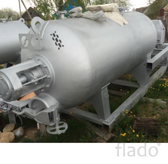 Вакуумный котел служит для варки КВ-4.6м