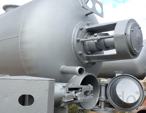 Котлы для утилизации биоотходов КВМ-4.6