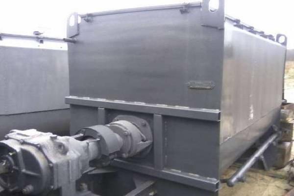 Субстратные машины с пастеризацией паром и водой для грибоводства