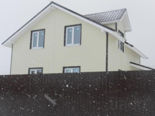 Дом 145 м² на участке 8 сот.