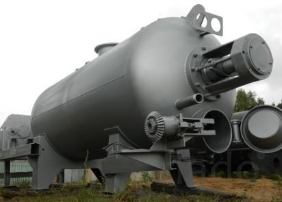 Продам один котел КВ-4.6м Севмаш не использовался