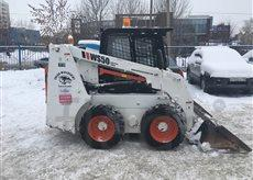 мини погрузчик Forway WS50 (Bobcat, мксм)