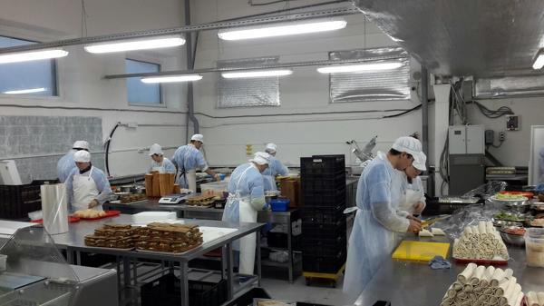 Работник пищевого производства