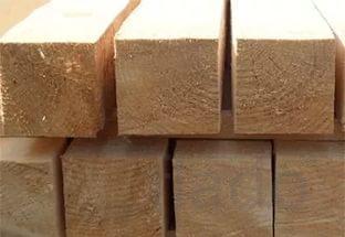 Брусок деревянный из сосны