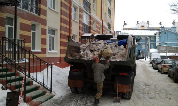 Вывоз строительного мусора на свалку ☎ 560-288