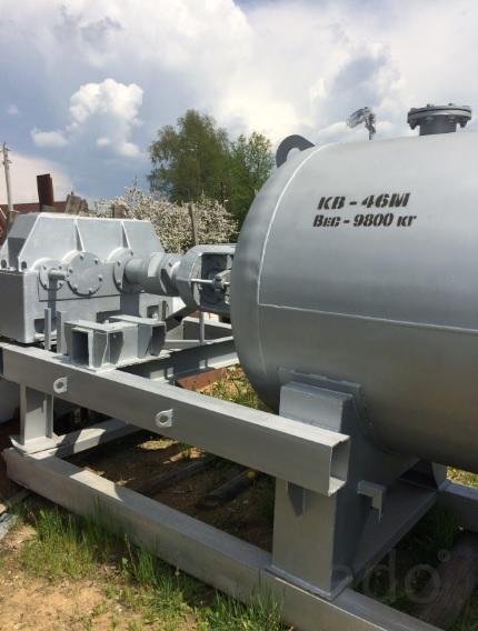 Горизонтально-вакуумные котлы для переработки биоотходов