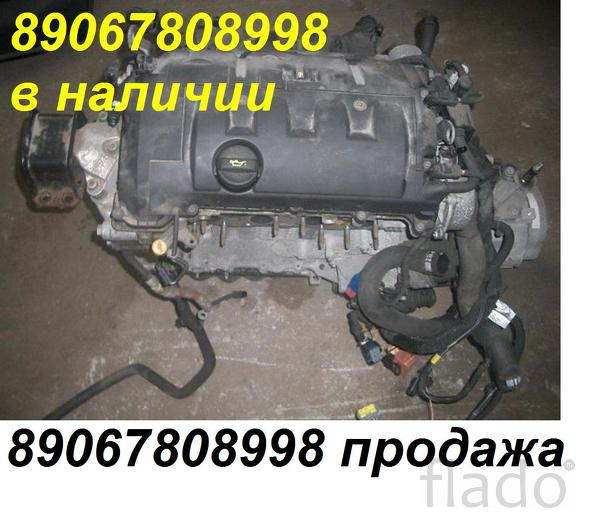 Двигатель Ситроен Берлинго 1.6 1.4