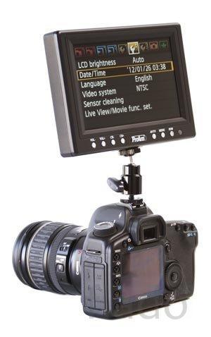 """SEETEC ST-7DII/O Монитор 7"""" для фотоаппарата"""