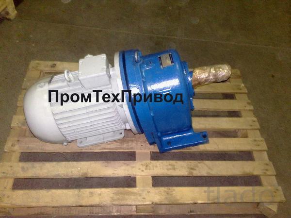 Мотор-редукторы МЦ2С-63, МЦ2С-80, МЦ2С-100, МЦ2С-125