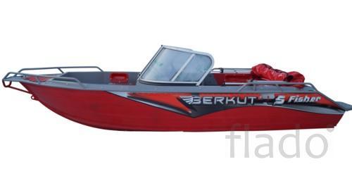 Купить лодку (катер) Berkut S-Fisher Comfort
