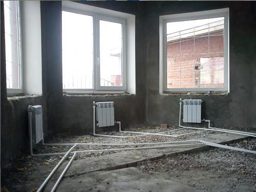 Отопления в частных домах в Чебоксарах.