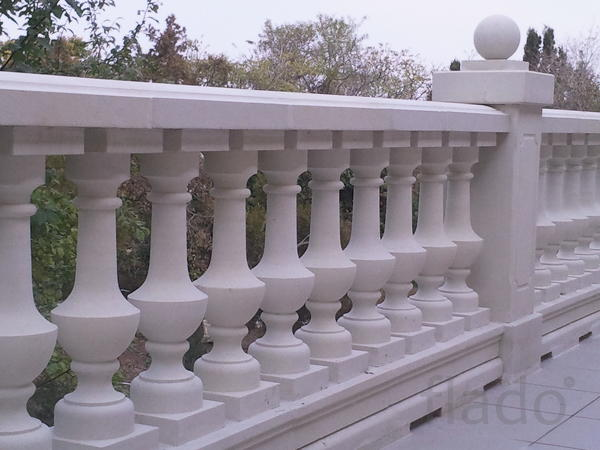 балясины балюстрады бетонные