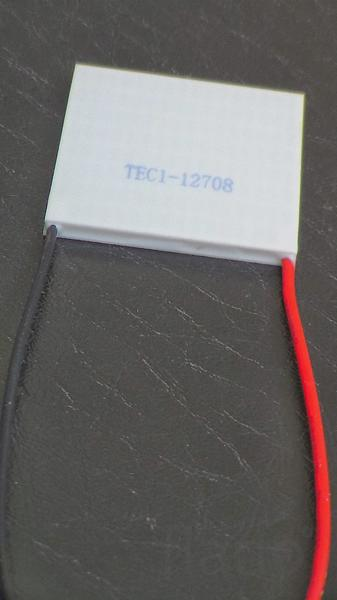 Термоэлектрические модули  Пельтье TEC1-12708