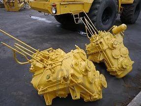 Ремонт узлов К-700, К-701 в Харабалях