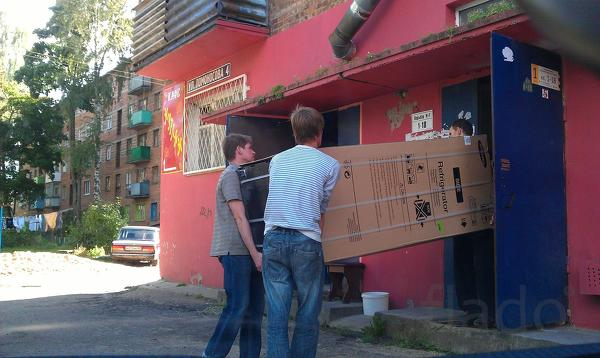 Услуги грузчиков в Смоленске ☎ 405-681