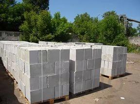 Пеноблоки пескоцементные блоки с доставкой в Бронницах