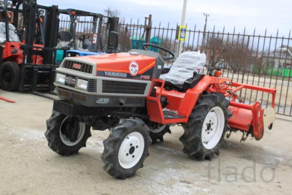 Мини трактор Yanmar F165D