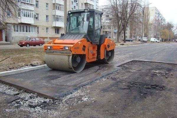 ям очный ремонт дороги в омске