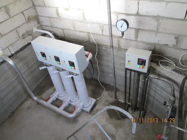 Газификаторы углекислотные ГУ  электрические