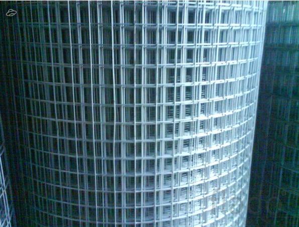 Сетка сварная 16х48х2,0 мм, 16х24х2,0 мм оцинкованная в рулонах