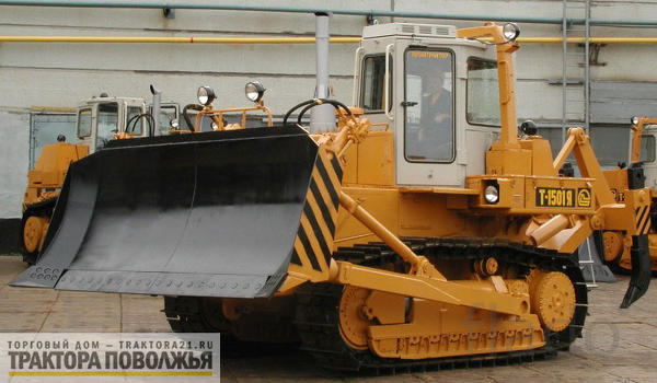 Бульдозер Т15.01 Четра в Якутске