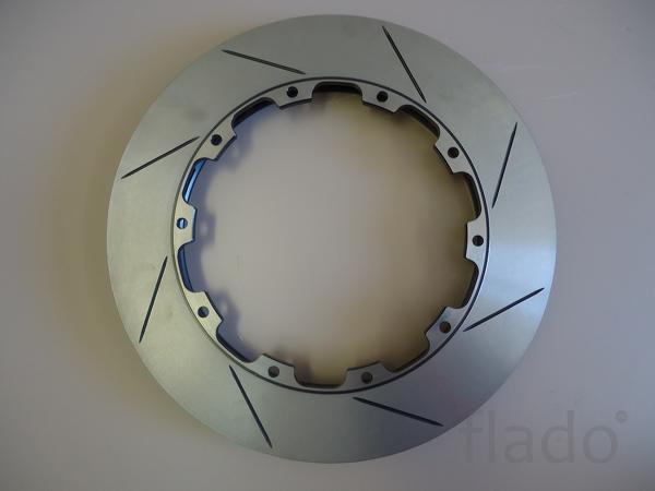 Усиленные тормозные диски на бронированный LEXUS LX 570