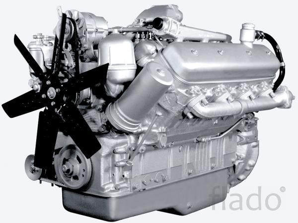 Двигатель ЯМЗ-238НД3 Индивидуальной сборки