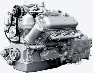 Двигатель ЯМЗ-236БЕ Индивидуальной сборки