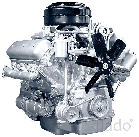 Двигатель ЯМЗ-236М2 Индивидуальной сборки