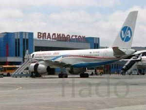 Аэрогруз Владивосток из Москвы за 2 дня