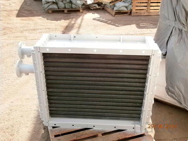 Воздухоохладитель ВОП 56/4-700-1. ч.6БС 392.297-01