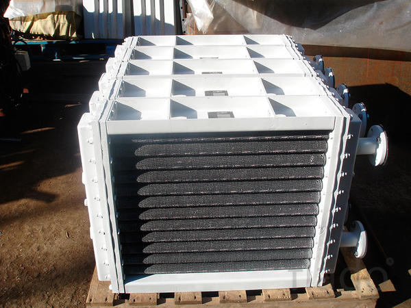 Воздухоохладитель ВУП 22x6x2500-2(ч. бБС 392.099-104)