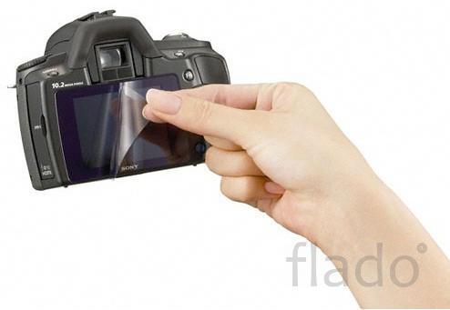 Защитная пленка ЖК-экранов фотоаппаратов