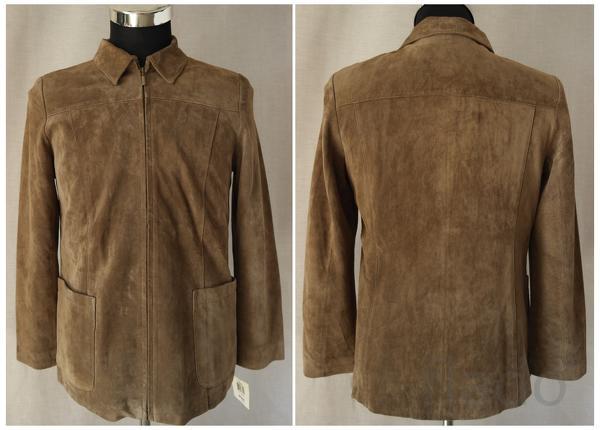 Куртка замшевая ALFANI®