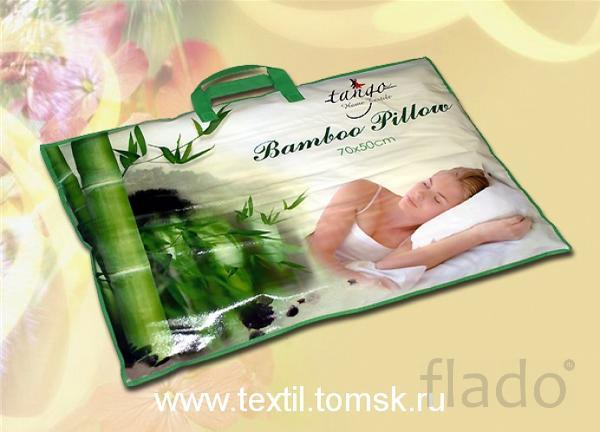 50х70 Бамбук Подушка для сна Танго