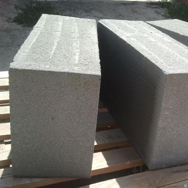 Заводские Газобетоные блоки с ровной геометрией