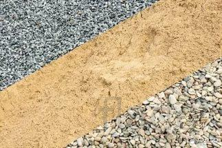 Продажа песок, щебень, отсев, пгс, глина, земля, черназем