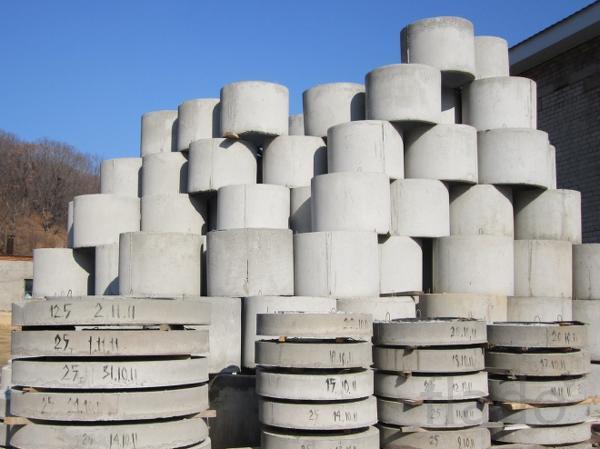 Жб Кольца бетонные пропаренные Новоалтайск
