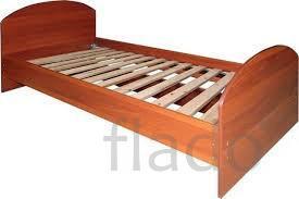 Кровать металлическая одноярусная ЭКОНОМ