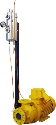 Насос для светлых нефтепродуктов КМН 80-65-165 2Г СО 11кВт