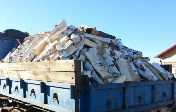 Колотые березовые дрова на а/м Газель и ЗИЛ Ежедневно в любой район